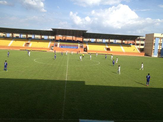 Bốn đội: Viettel, Hà Nội T&T, PVF và An Giang lọt vào VCK giải bóng đá hạng Ba Quốc Gia 2015